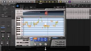 Logic Pro X Autotune Vocals with Waves Tune