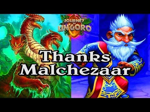 🍀🎲 Thanks Malchezaar Millhouse & Bittertide Hydra ~ Hearthstone Heroes of Warcraft