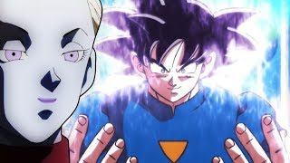 Goku Meets Whis's Brother