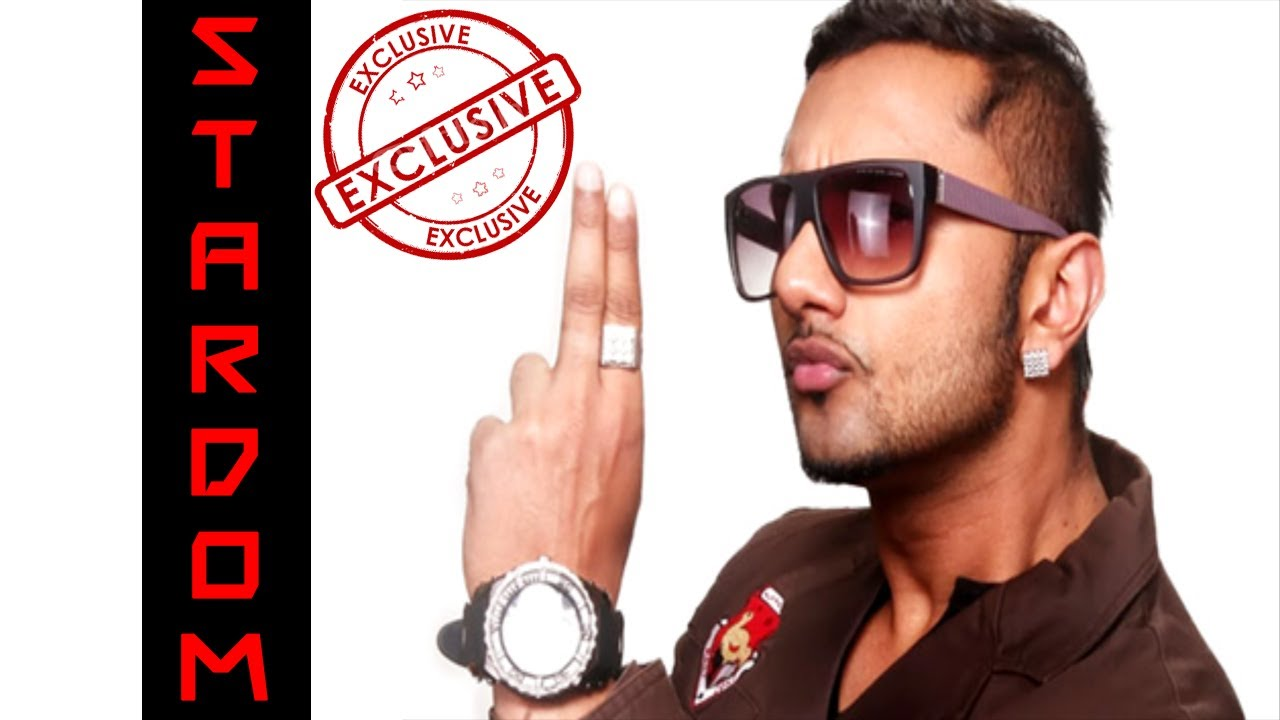 Yo Yo Honey Singh sings his much awaited track - STARDOM - YouTube
