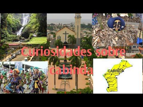 Curiosidades sobre Cabinda