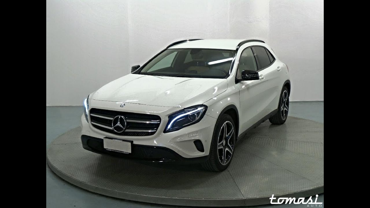 mercedes benz classe gla 200 cdi automatic sport youtube. Black Bedroom Furniture Sets. Home Design Ideas
