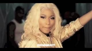 Nicki Minaj - The Pinkprint Freestyle (Short)