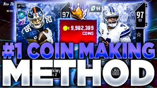NEW #1 COIN MAKING METHOD IN MADDEN 20!! | ULTIMATE GUIDE TO MAKE MILLIONS MADDEN 20 ULTIMATE TEAM!