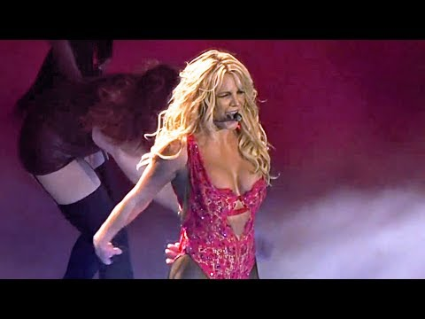 Britney Spears - Baby One More Time & Oops I Did It Again (Live In Asia)
