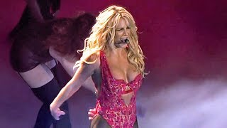Britney Spears Baby One More Time Oops I Did It Again Live In Asia