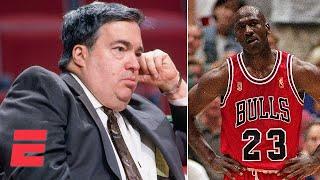 The drama surrounding Michael Jordan and GM Jerry Krause | ESPN