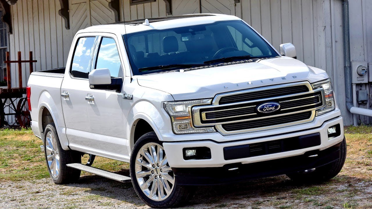 F150 Limited 2019 - YouTube