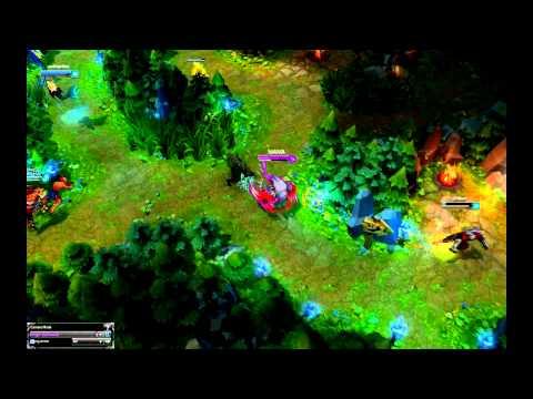 League of Legends - Rengar PENTA und wie es dazu kam ... :D