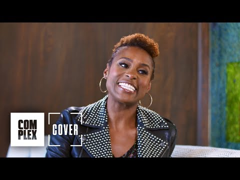 Issa Rae Talks 'Insecure' Season 2, Old TV Execs Dying Off, and Life Goals | The Complex Cover