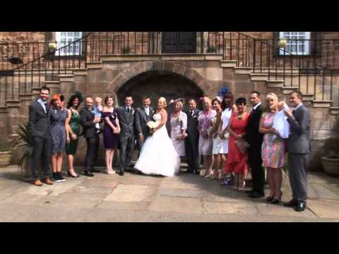 Wedding Video Highlights Lumley Castle