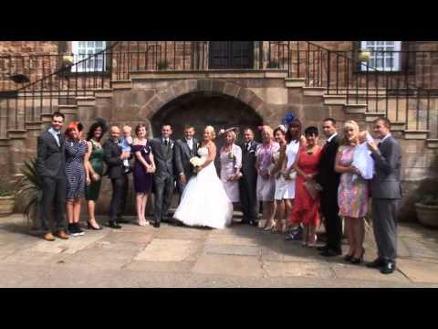 Wedding Video Highlights Lumley Castle