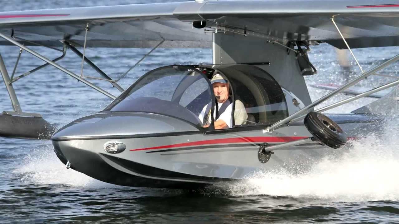 Searey Light Sport Amphibious Aircraft Doovi
