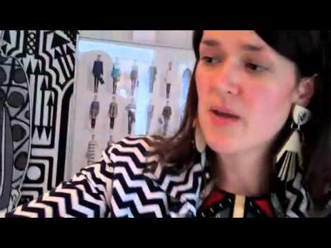 Holly Fulton SS11 London Fashion week