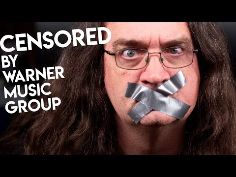 Censored by Warner Music Group!