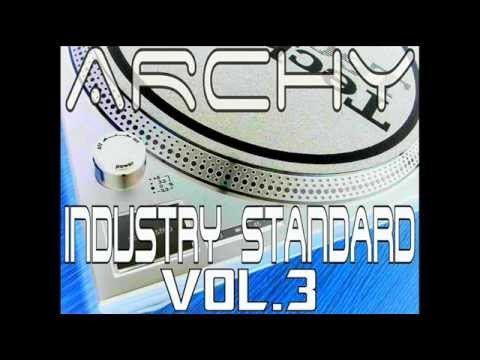 "Bassline / Organ - ""Archy - Industry Standard Vol.3"""