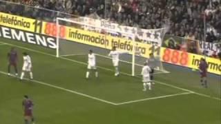 """Real madrid vs Barcelona 2005 """" full match"""""""