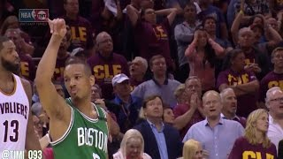 Avery Bradley R3G3 Highlights vs Cleveland Cavaliers (20 pts, game winner!)