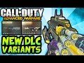Advanced Warfare: NEW DLC VARIANTS! All OHM Elite Weapons & Versions Available In Supply Drops