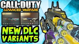Advanced Warfare: NEW DLC VARI