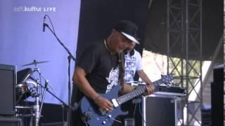 Samy Deluxe - Poesie Album live Chiemsee Reggae 2012