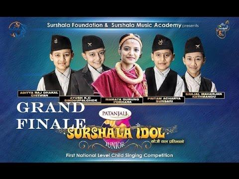 Patanjali Surshala Idol Junior    GRAND FINALE