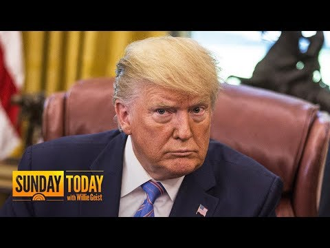 Democratic Presidential Candidates Push Gun Reform As Trump Focuses on Mental Health | Sunday TODAY