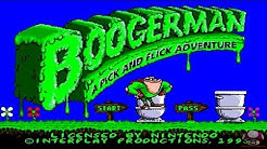 Intro + Gameplay: Boogerman: A Pick and Flick Adventure (Super Nintendo) HD