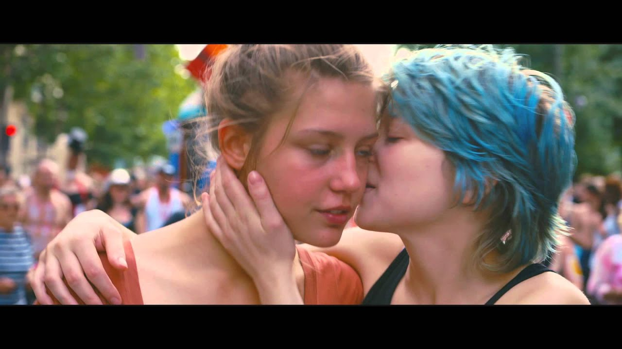 Lea seydoux and adele exarchopoulos in hot lesbian scene - 1 part 6