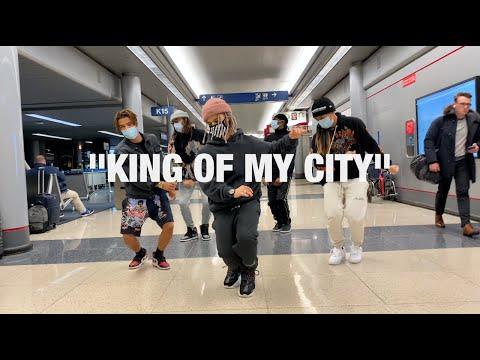KING OF MY CITY - A Boogie Wit Da Hoodie | @THEFUTUREKINGZ