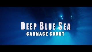 Обложка Deep Blue Sea 1999 Carnage Count