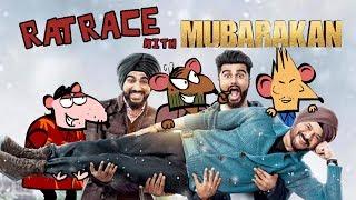 Mubarakan | Anil Kapoor, Arjun Kapoor, Ileana D'Cruz, Athiya Shetty | Rat Race | HAPPII-FI