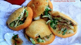 Dhakaiya Bhel Puri (ঢাকাইয়া ভেল পুরি)  ||Bangladeshi Bhel Puri Recipe