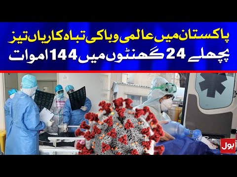 COVID-19 Cases increases in Pakistan