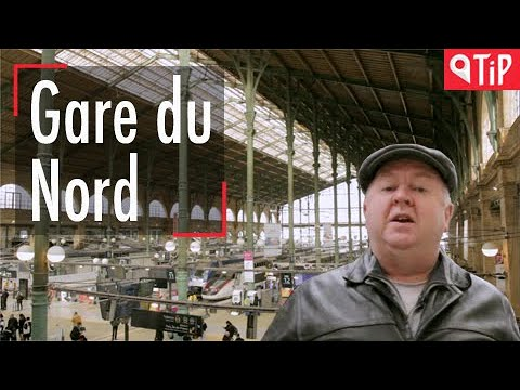 Gare du Nord - Travel in Paris 14