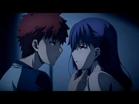 Fate/Stay Night - Kiss scene compilation
