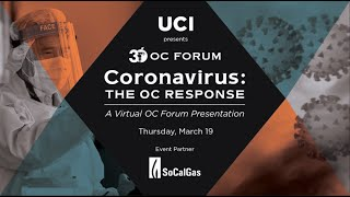 Coronavirus: The OC Response - March 2020