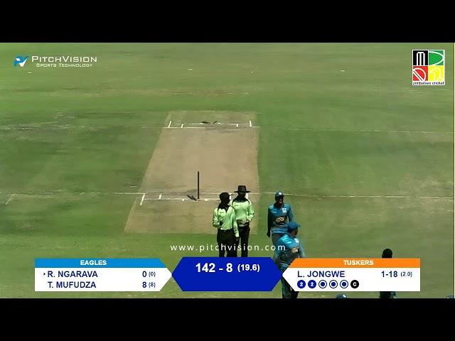 Zimbabwe Domestic T20 | Eagles vs Tuskers