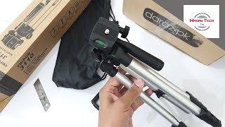 mobile tripod unboxing WT3110A|cheap mobile tripod from daraz.pk
