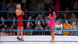 Taryn Terrell returns to IMPACT WRESTLING (June 19, 2014)