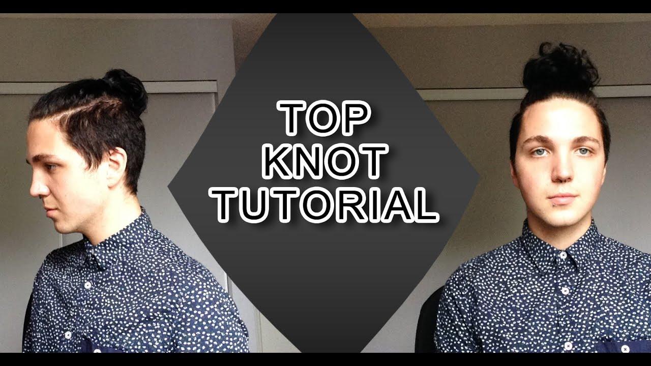 Top Knot Tutorial Men S Hair Styles Youtube