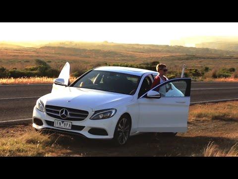 My Guide: cruising along the Australian Great Ocean Road - Mercedes-Benz original