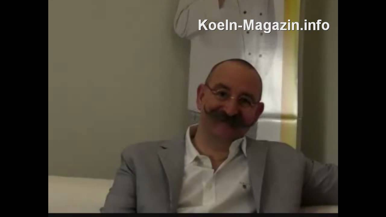 Video-Interview mit TV-Koch Horst Lichter