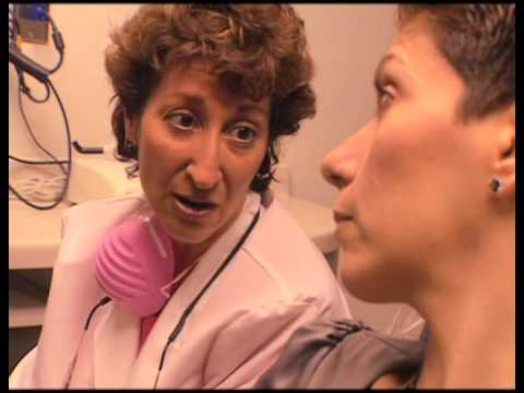 Receiving an Oral Cancer Diagnosis