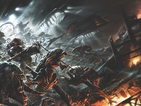 Aliens VS Predator - [Predator 5 พากย์ไทย End] -  ยิงกระเจี๊ยวใส่ Predalien