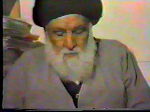 Personal life of Ayatollah Khoei