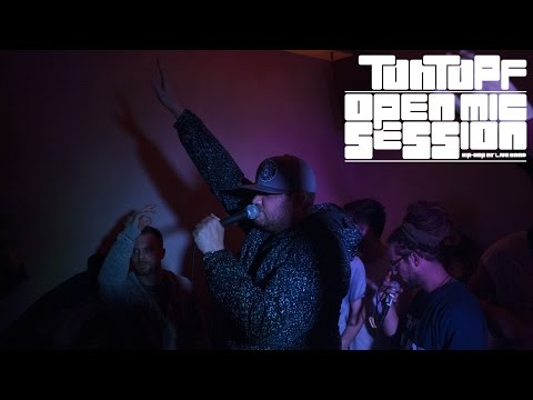 Tontopf Open Mic Session II - Bist Du Bereit | Part 1 (feat. Open Mike & H-Perfect)