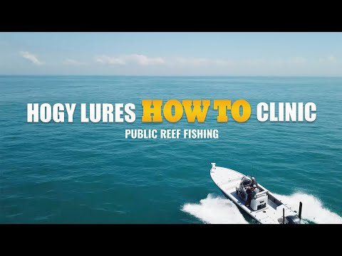 How To Clinic: Fishing Public Artifical Reefs