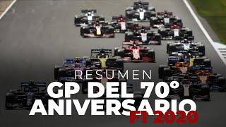 Resumen del GP del 70º Aniversario - F1 2020