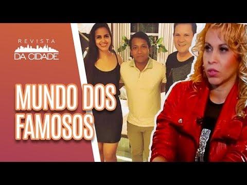 Ximbinha CASADO com a amante? + Treta do Wesley Safadão - Revista da Cidade (13/07/18)